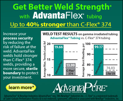 AdvantaFlex Weld Strength
